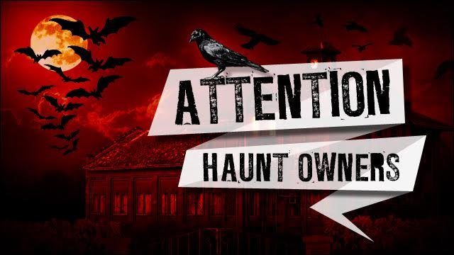 Attention Charlotte Haunt Owners